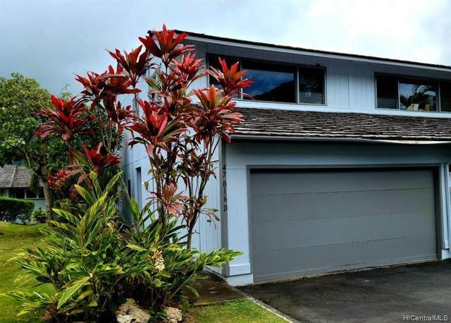 47-016 Hui Iwa Place 49D, Kaneohe, HI 96744 (MLS #202119348) :: Weaver Hawaii | Keller Williams Honolulu