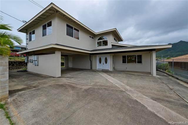 1027 Hui Street, Kailua, HI 96734 (MLS #202119366) :: LUVA Real Estate
