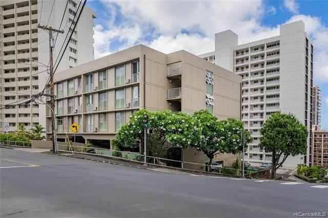 901 Prospect Street #109, Honolulu, HI 96822 (MLS #202119371) :: Keller Williams Honolulu