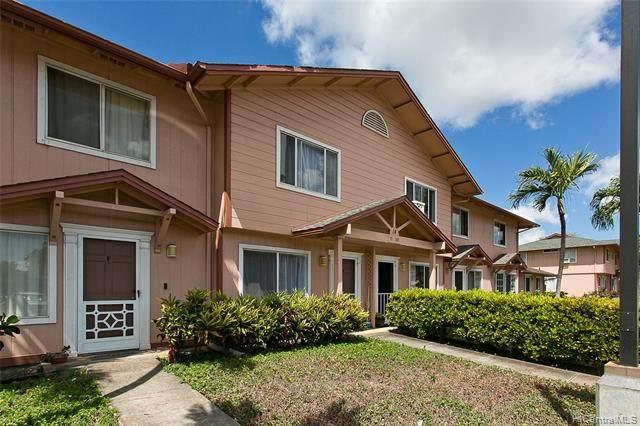 91-1165 Kamaaha Loop 14E, Kapolei, HI 96707 (MLS #202119377) :: Keller Williams Honolulu