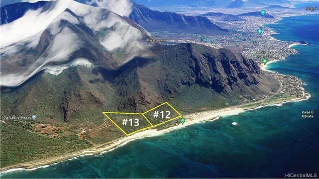 0000 Farrington Highway 8 (Parcel 12), Waianae, HI 96792 (MLS #202119392) :: Keller Williams Honolulu