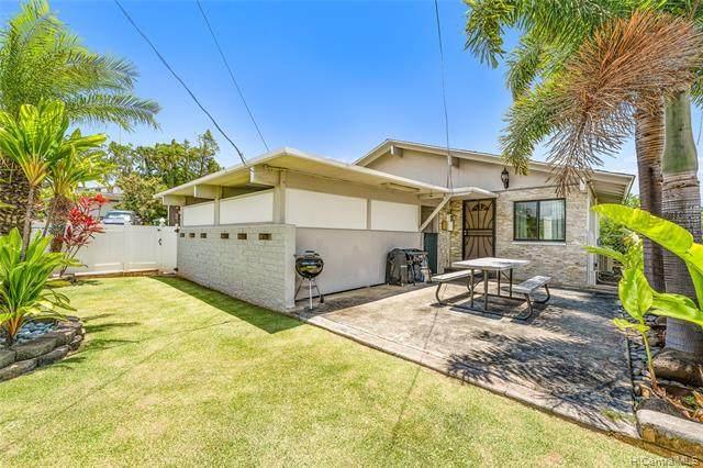1481 Molehu Drive, Honolulu, HI 96818 (MLS #202119394) :: Island Life Homes