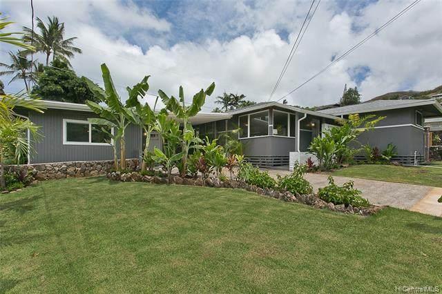 44 137 Kalenakai Place, Kaneohe, HI 96744 (MLS #202119396) :: Team Lally
