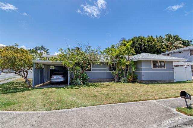 630 Wailepo Street, Kailua, HI 96734 (MLS #202119398) :: Keller Williams Honolulu