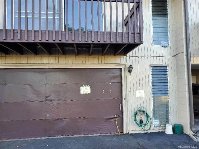 98-281 Ualo Street T1, Aiea, HI 96701 (MLS #202119414) :: Weaver Hawaii | Keller Williams Honolulu