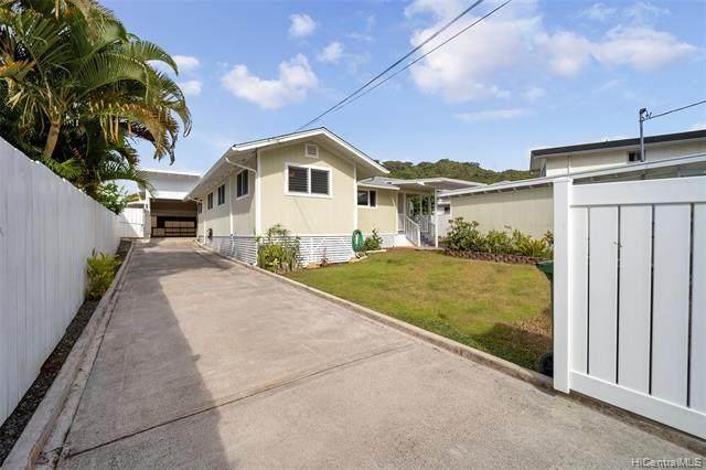 45-156 Popoki Street, Kaneohe, HI 96744 (MLS #202119419) :: Keller Williams Honolulu