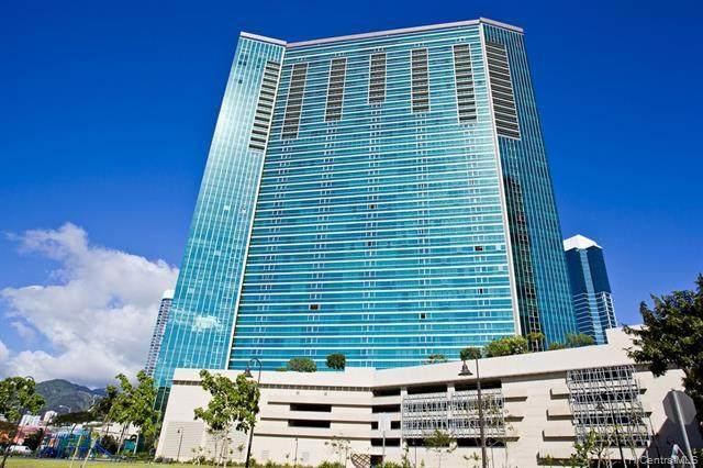 1177 Queen Street #709, Honolulu, HI 96814 (MLS #202119424) :: Compass