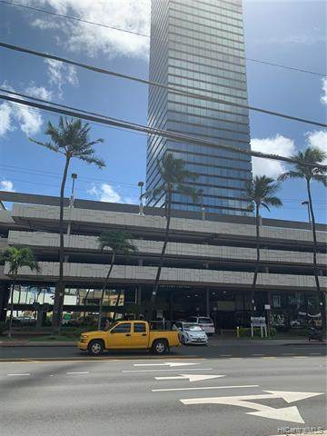 1750 Kalakaua Avenue #812, Honolulu, HI 96826 (MLS #202119426) :: Team Lally