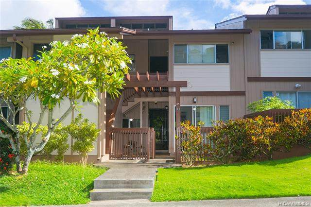 98-625 Kilinoe Street 3B1, Aiea, HI 96701 (MLS #202119429) :: Keller Williams Honolulu