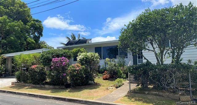 452 Halapia Place, Honolulu, HI 96817 (MLS #202119432) :: Hawai'i Life