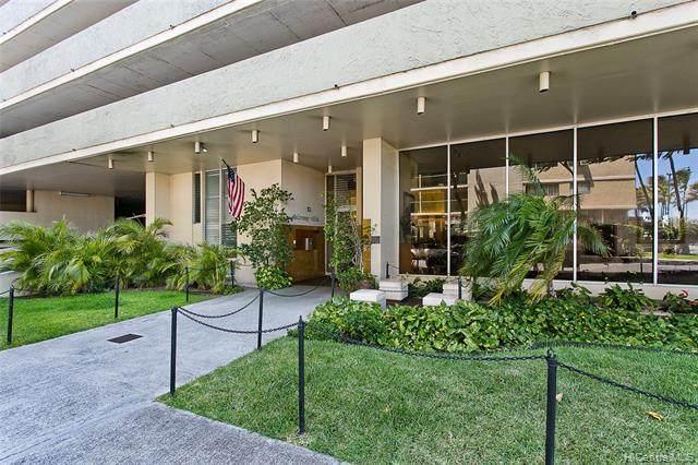 2345 Ala Wai Boulevard #903, Honolulu, HI 96815 (MLS #202119446) :: Team Lally