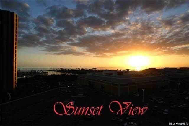 410 Atkinson Drive #862, Honolulu, HI 96814 (MLS #202119458) :: Keller Williams Honolulu