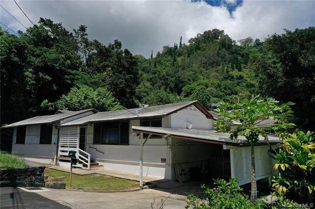 142 Polulani Place, Honolulu, HI 96813 (MLS #202119459) :: LUVA Real Estate