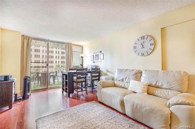 1617 Kapiolani Boulevard #802, Honolulu, HI 96814 (MLS #202119460) :: Keller Williams Honolulu