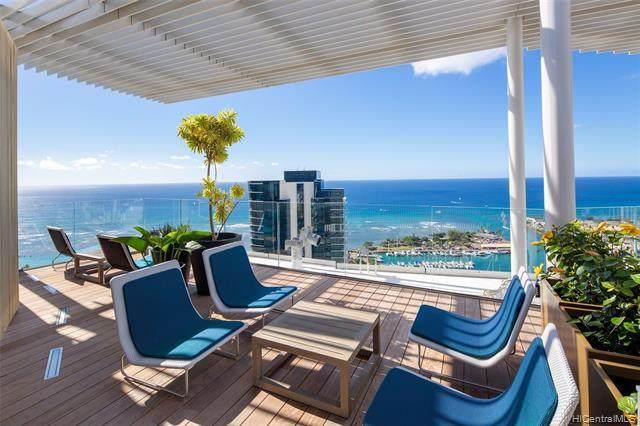 1001 Queen Street #2813, Honolulu, HI 96814 (MLS #202119461) :: Hawai'i Life