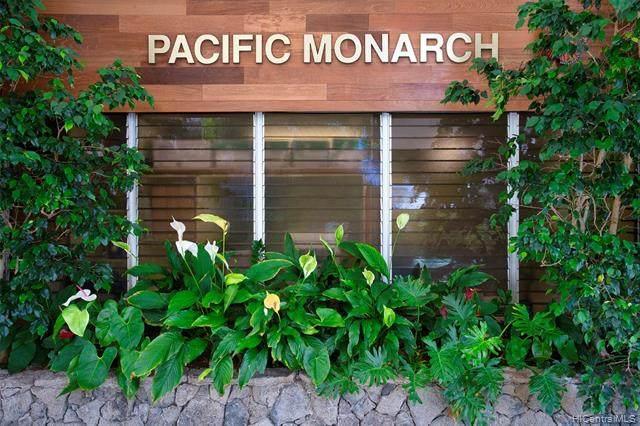 2427 Kuhio Avenue #2303, Honolulu, HI 96815 (MLS #202119474) :: Team Lally