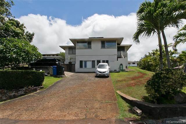 99-905A Aiea Heights Drive, Aiea, HI 96701 (MLS #202119481) :: Keller Williams Honolulu