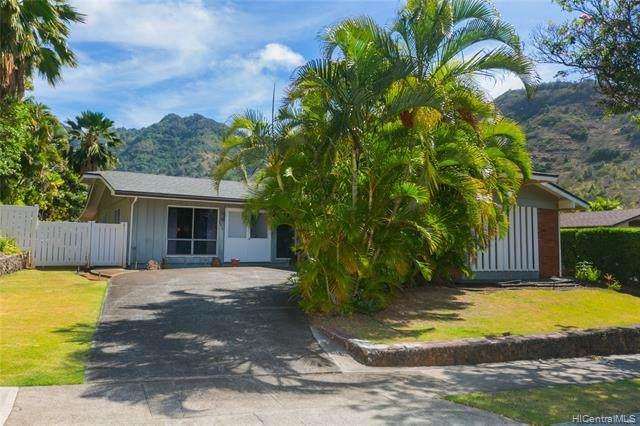 6614 Kauna Street, Honolulu, HI 96825 (MLS #202119487) :: Team Lally