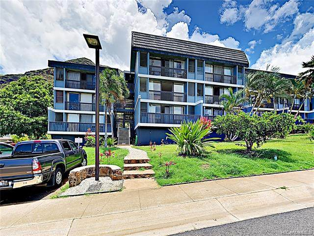 84-575 Kili Drive 203-A, Waianae, HI 96792 (MLS #202119491) :: Keller Williams Honolulu