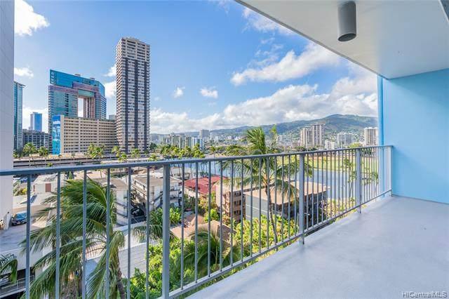 439 Keoniana Street #904, Honolulu, HI 96815 (MLS #202119498) :: Team Lally