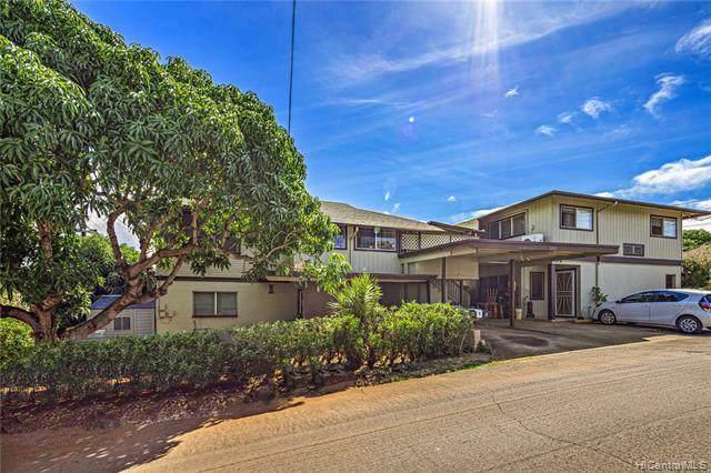 3202 Mokihana Street, Honolulu, HI 96816 (MLS #202119508) :: LUVA Real Estate