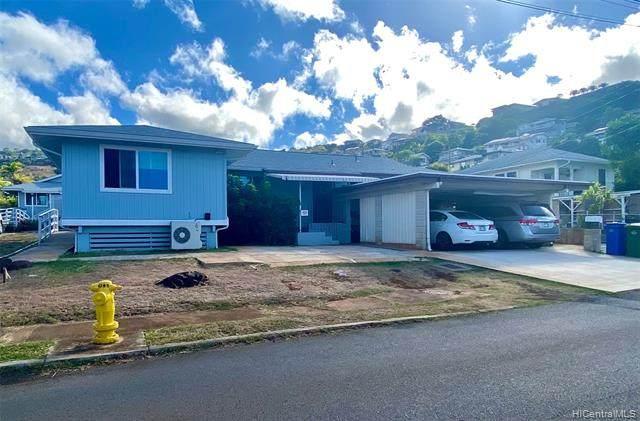 3846 Noeau Street, Honolulu, HI 96816 (MLS #202119521) :: Team Lally