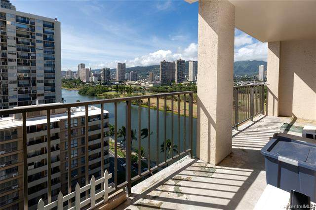 2345 Ala Wai Boulevard #1614, Honolulu, HI 96815 (MLS #202119524) :: Compass