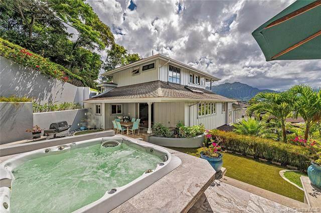 45-020 Namoku Street, Kaneohe, HI 96744 (MLS #202119528) :: LUVA Real Estate