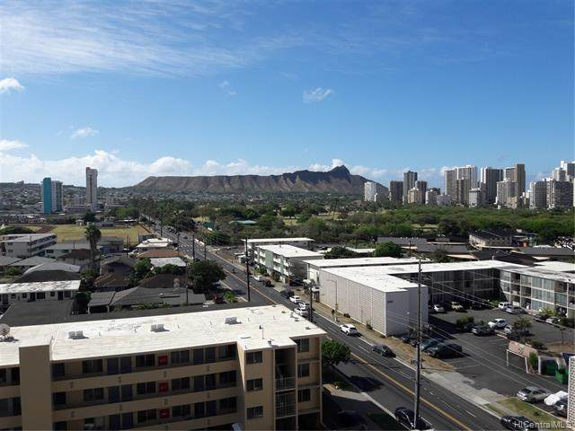 2542 Date Street #703, Honolulu, HI 96826 (MLS #202119531) :: Compass