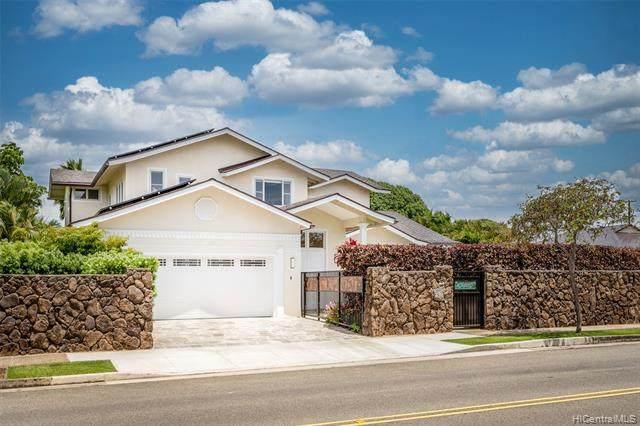 736 Elepaio Street, Honolulu, HI 96816 (MLS #202119552) :: LUVA Real Estate