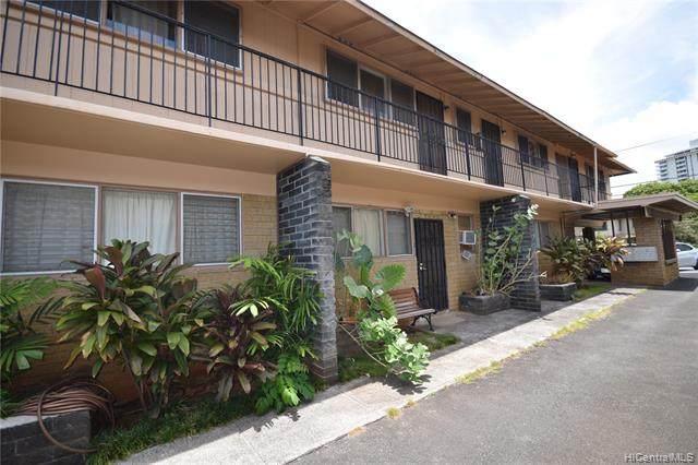 747 Hausten Street, Honolulu, HI 96826 (MLS #202119563) :: Team Lally