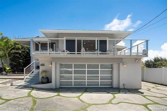 561 Kaneapu Place, Kailua, HI 96734 (MLS #202119569) :: LUVA Real Estate