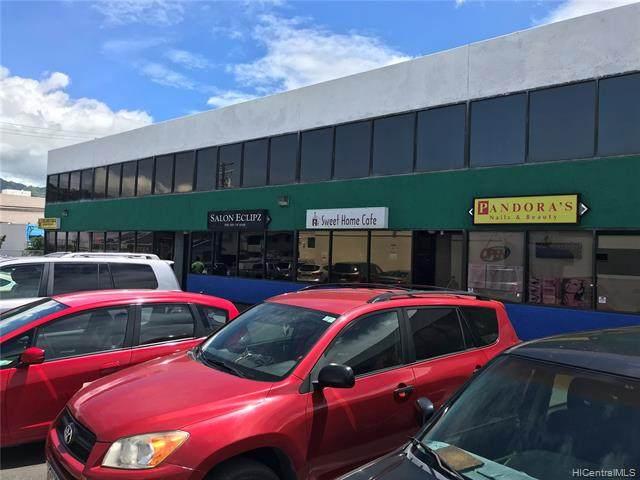 2334 S King Street #205, Honolulu, HI 96826 (MLS #202119571) :: Team Lally