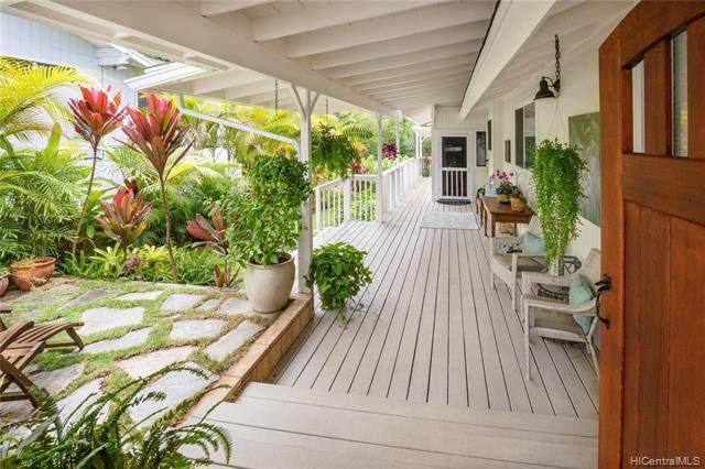 47-511 Waipaipai Street, Kaneohe, HI 96744 (MLS #202119576) :: Weaver Hawaii | Keller Williams Honolulu