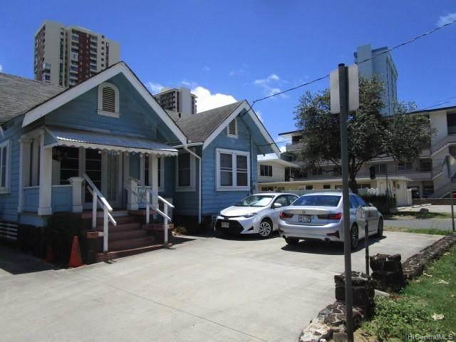 2720 Nakookoo Street, Honolulu, HI 96826 (MLS #202119579) :: Team Lally