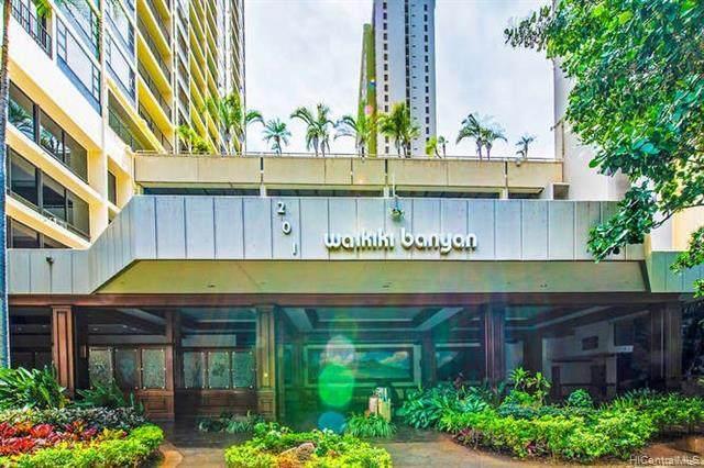 201 Ohua Avenue 3007-2, Honolulu, HI 96815 (MLS #202119598) :: Team Lally