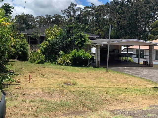 387 Ilima Street, Wahiawa, HI 96786 (MLS #202119622) :: Weaver Hawaii   Keller Williams Honolulu
