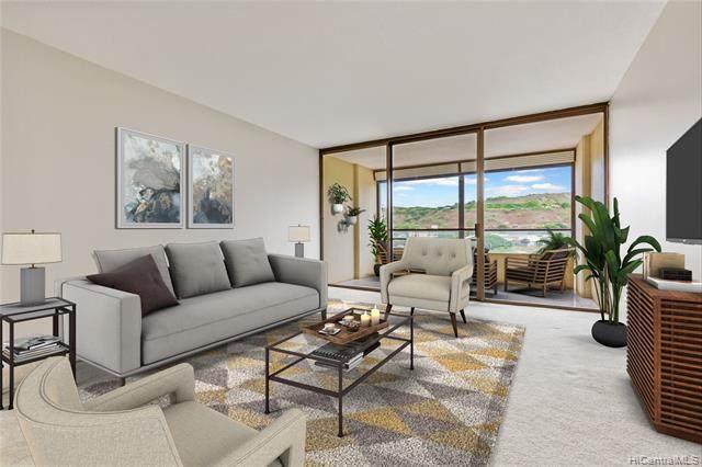 1717 Mott Smith Drive #902, Honolulu, HI 96822 (MLS #202119626) :: LUVA Real Estate