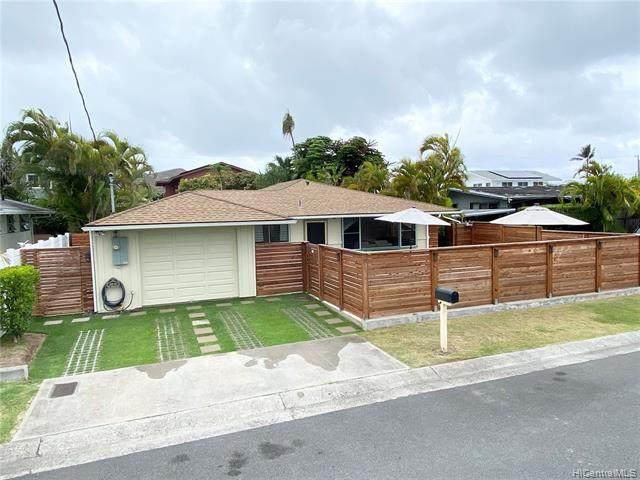 556 Olomana Street, Kailua, HI 96734 (MLS #202119632) :: Team Lally