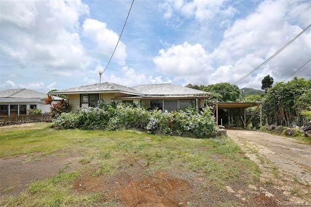 45-679 Waiawi Street, Kaneohe, HI 96744 (MLS #202119648) :: LUVA Real Estate