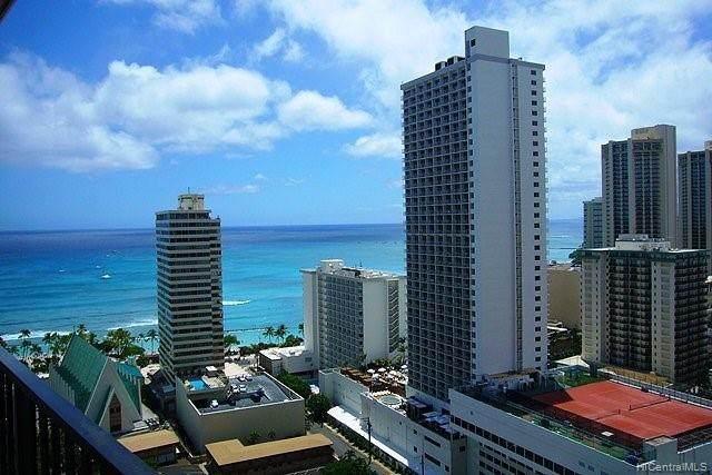 201 Ohua Avenue 2610-I, Honolulu, HI 96815 (MLS #202119649) :: Team Lally
