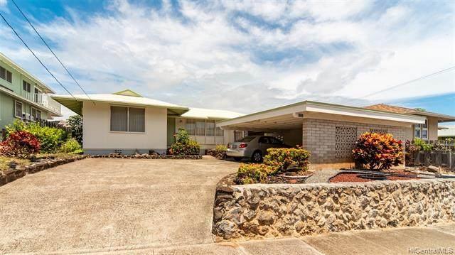 5332 Keikilani Circle, Honolulu, HI 96821 (MLS #202119656) :: Island Life Homes