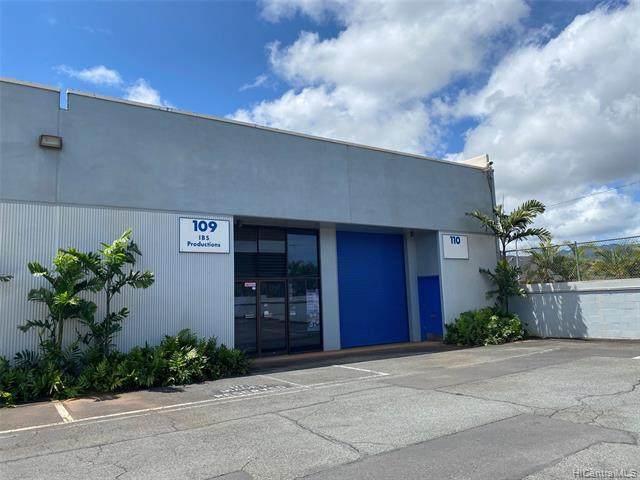 94-529 Ukee Street #110, Waipahu, HI 96797 (MLS #202119662) :: Team Lally