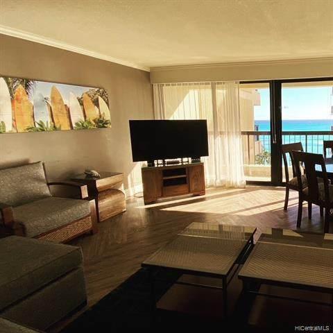 2470 Kalakaua Avenue #1004, Honolulu, HI 96815 (MLS #202119667) :: Island Life Homes