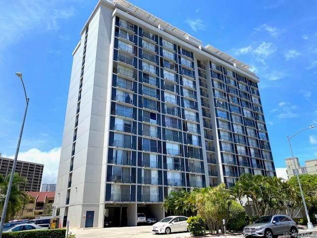 1650 Kanunu Street #714, Honolulu, HI 96814 (MLS #202119687) :: Compass