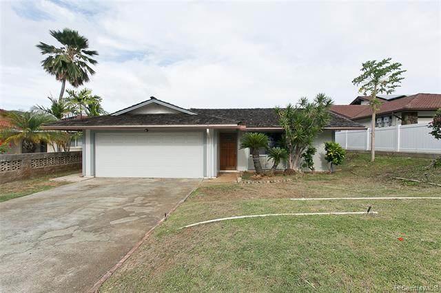 7519 Kekaa Street, Honolulu, HI 96825 (MLS #202119692) :: LUVA Real Estate