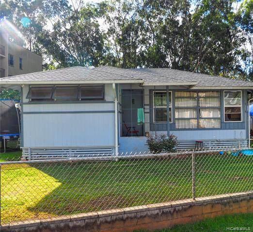 104A Lakeview Circle, Wahiawa, HI 96786 (MLS #202119703) :: Corcoran Pacific Properties