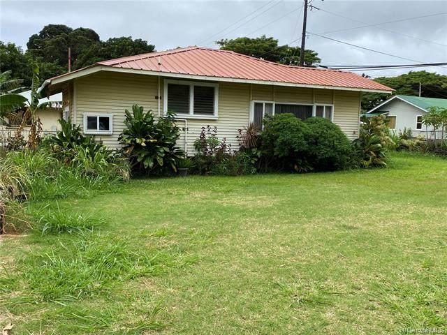 95-1172 Kukui Road, Naalehu, HI 96772 (MLS #202119718) :: Island Life Homes