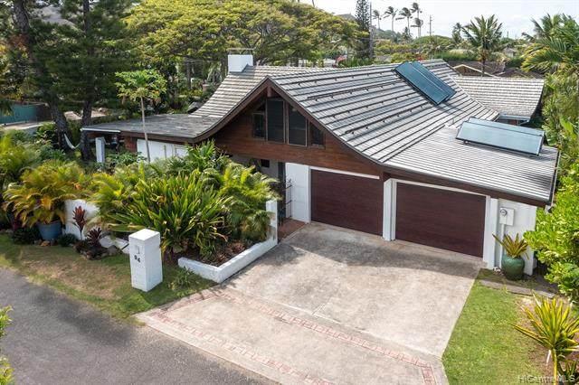 94 White Sands Place, Kailua, HI 96734 (MLS #202119724) :: Corcoran Pacific Properties