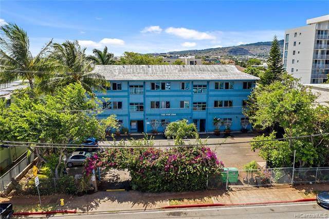 1120 Pua Lane, Honolulu, HI 96817 (MLS #202119729) :: LUVA Real Estate